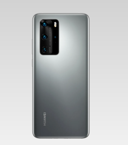 Parte trasera del Huawei P40