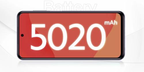 Batería del Redmi Note 9S