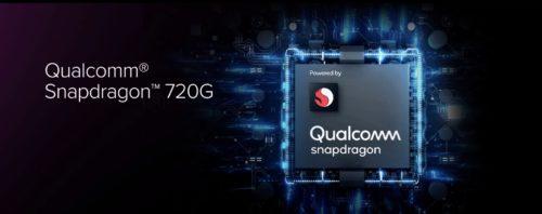 Chip del Procesador Qualcomm Snapdragon 720G