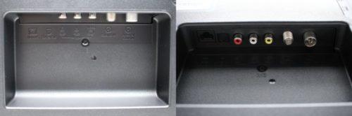 Puertos de la Xiaomi Mi TV 4S