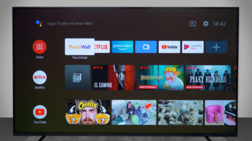 Xiaomi Mi TV 4S con Android TV
