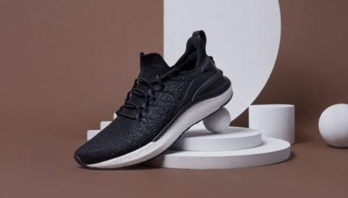 Deportivas Xiaomi Fishbone Sneaker 4 en negro