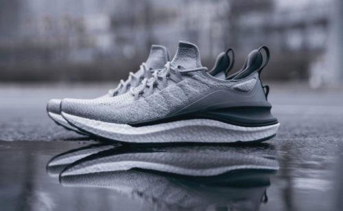 Deportivas Xiaomi Fishbone Sneaker 4 en gris