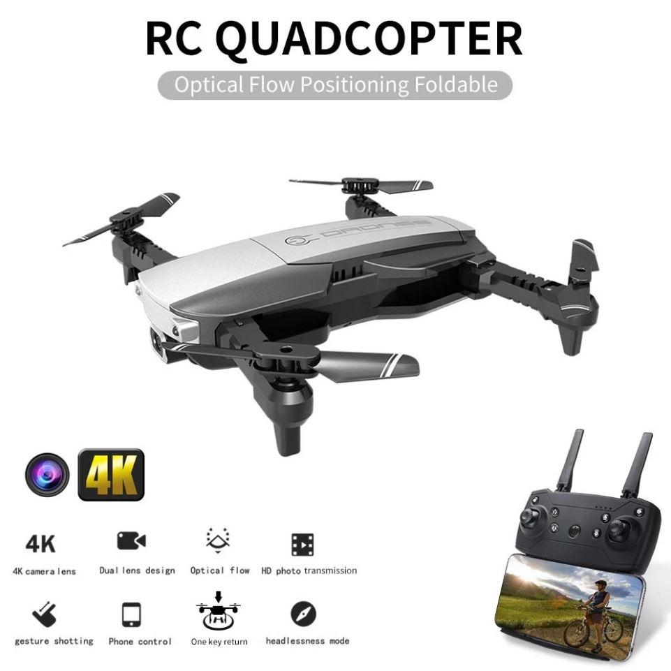 Publicidad engañosa de la cámara 4K de un drone de China