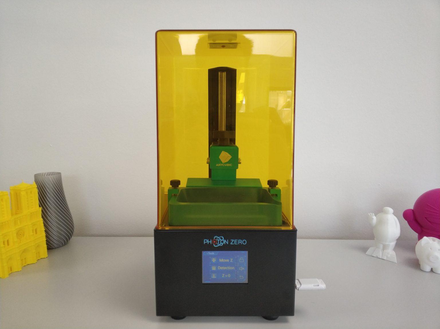 Impresora SLA Anycubic Photon Zero