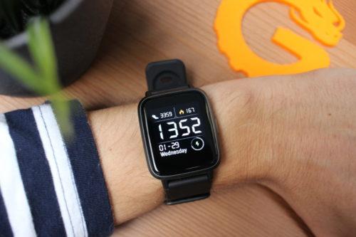 Smartwatch Haylou LS01