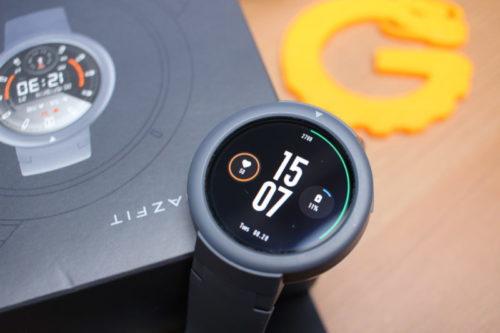 Smartwatch Huami Amazfit Verge Lite