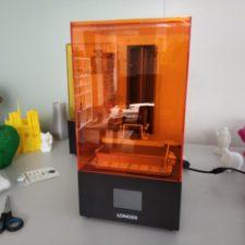Impresora 3D SLA Longer Orange 30