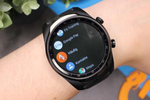 Smartwatch TicWatch Pro 4G LTE