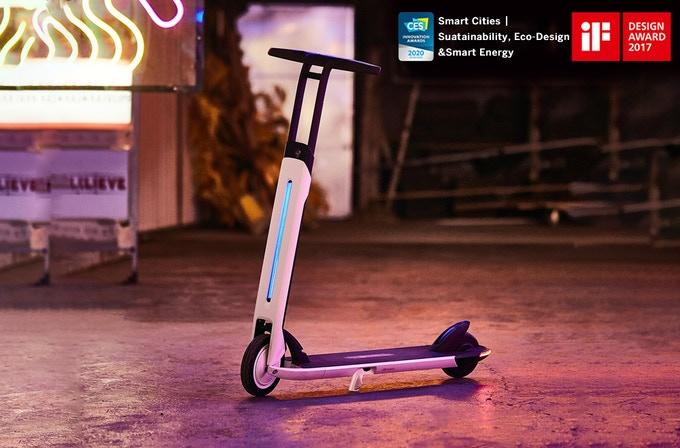 Patinete eléctrico Ninebot KickScooter Air T15