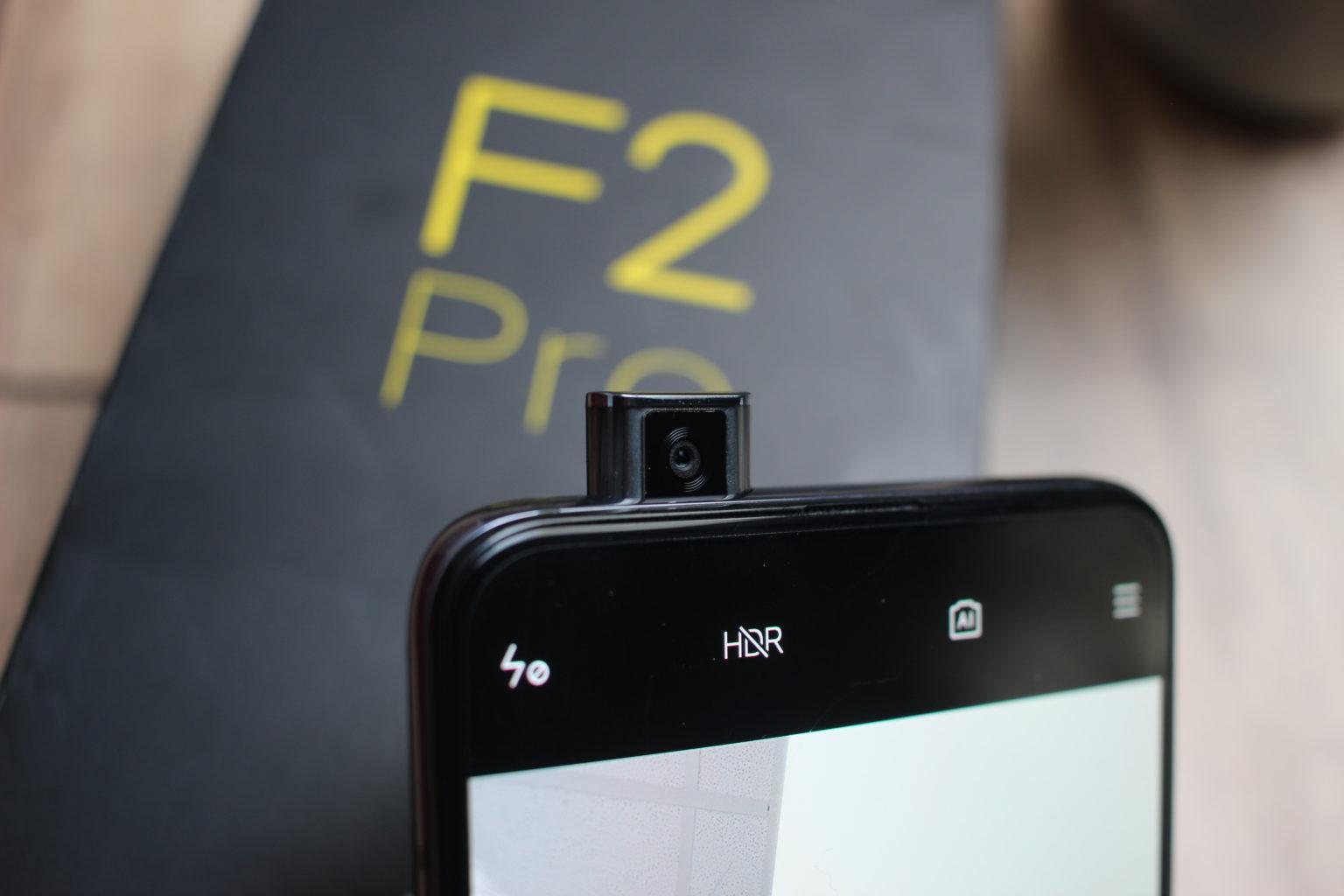 Cámara frontal del Pocophone F2 Pro