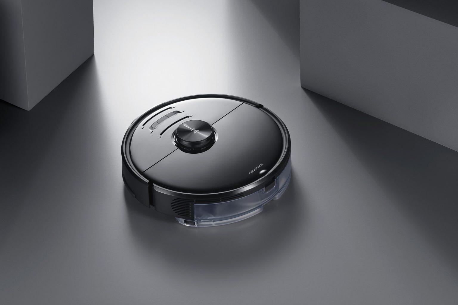 Roborock S6 MaxV en casa