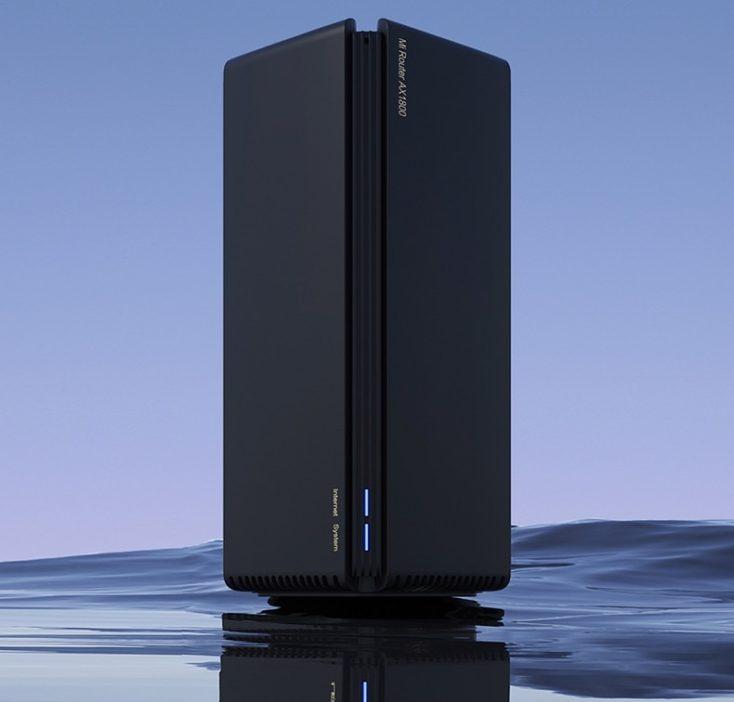 Diseño del Xiaomi Mi Router AX1800