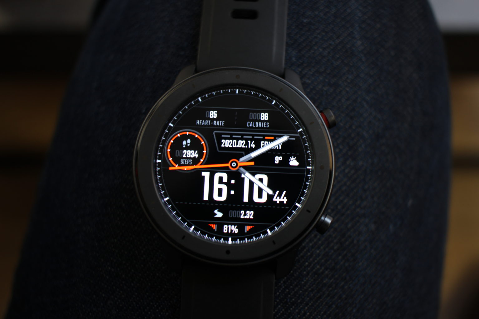 Reloj Inteligente Amazfit GTR Lite