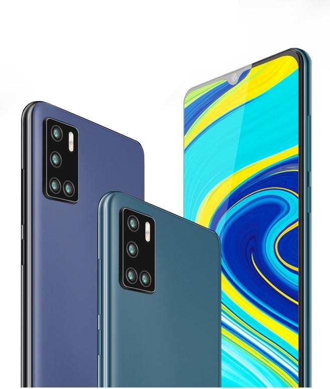 Cubot P40 Smartphone en distintos colores