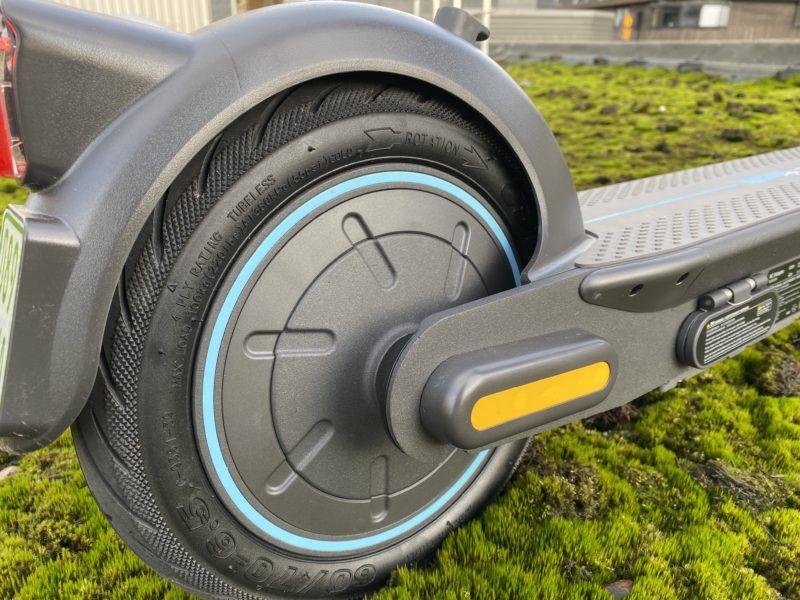 Rueda trasera del patinete eléctrico Ninebot Kickscoter MAX G30
