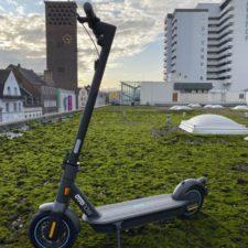 Patinete eléctrico Ninebot Kickscoter MAX G30 versión para Alemania