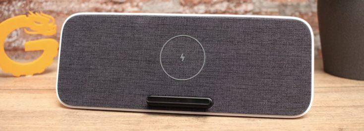 altavoz bluetooth Xiaomi con carga inalámbrica Qi