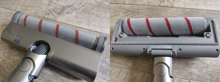Rodillo de la aspiradora inalámbrica Dreame V11