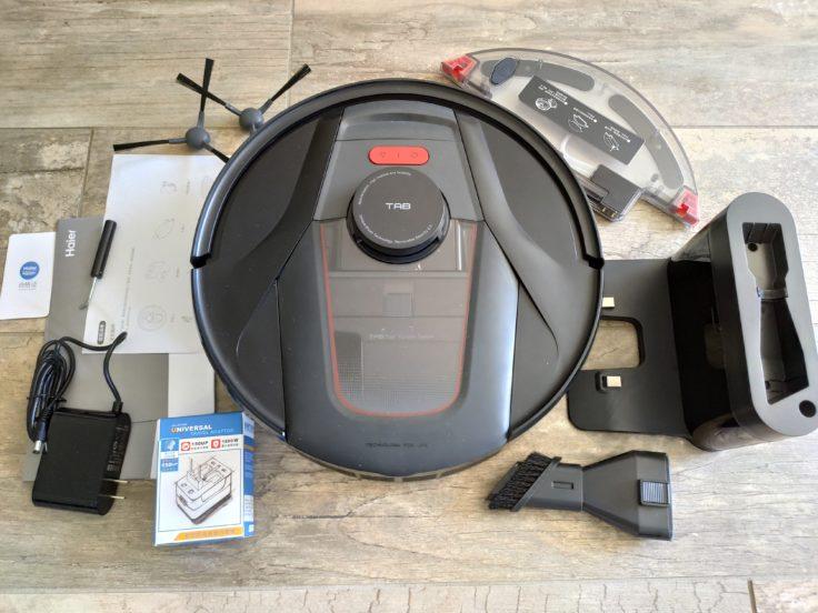 Accesorios del Robot aspirador Haier Tab Tabot
