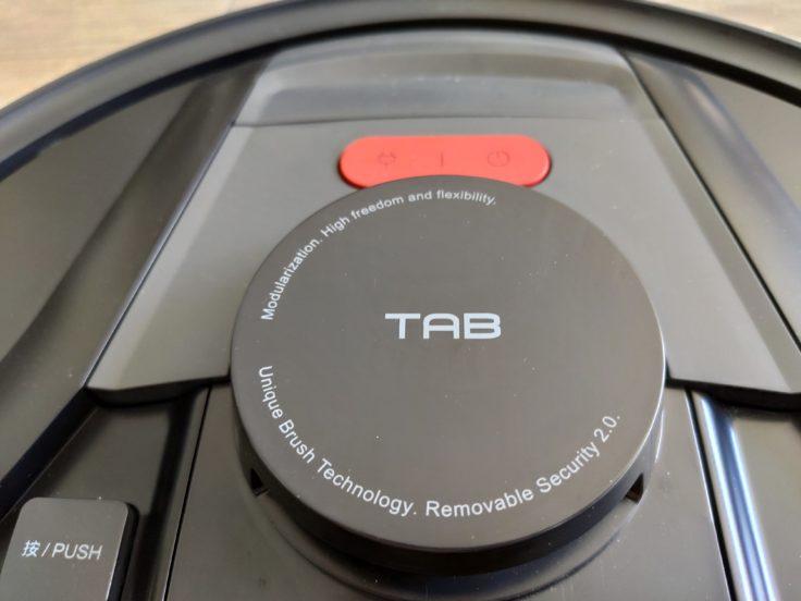 Sensor láser del Robot aspirador Haier Tab Tabot