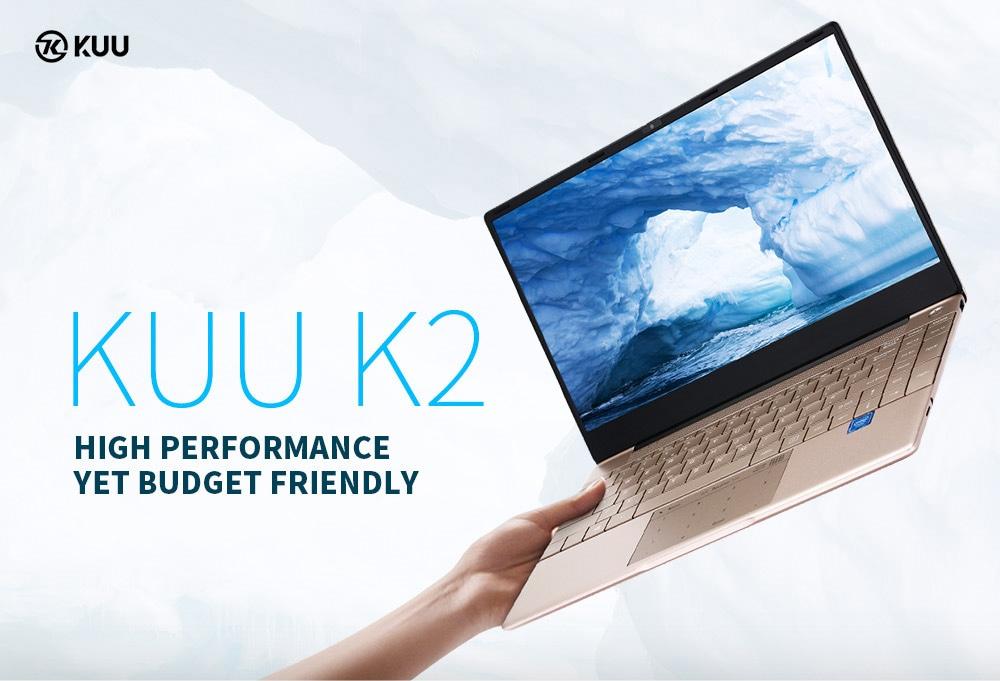 Ordenador portátil KUU K2