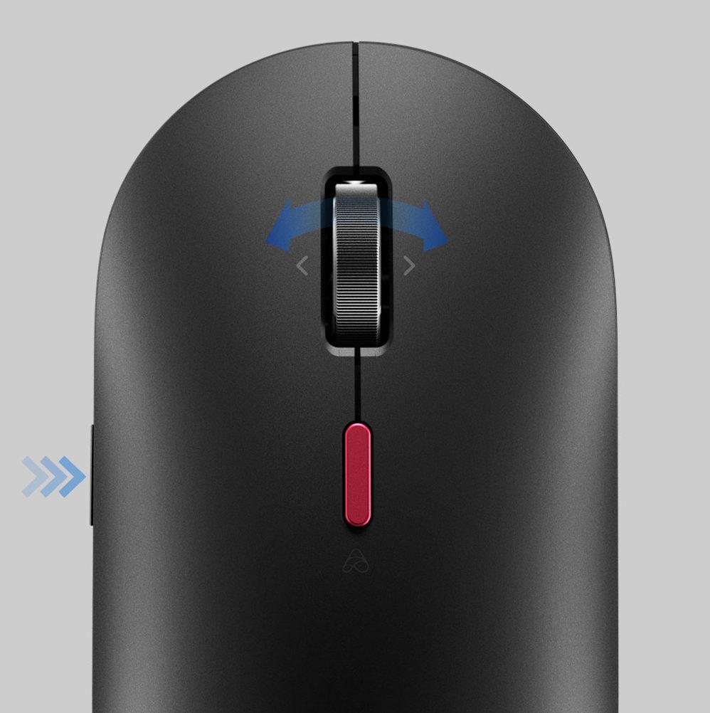 Botones del atón inalámbrico Xiaomi XiaoAI Smart Mouse