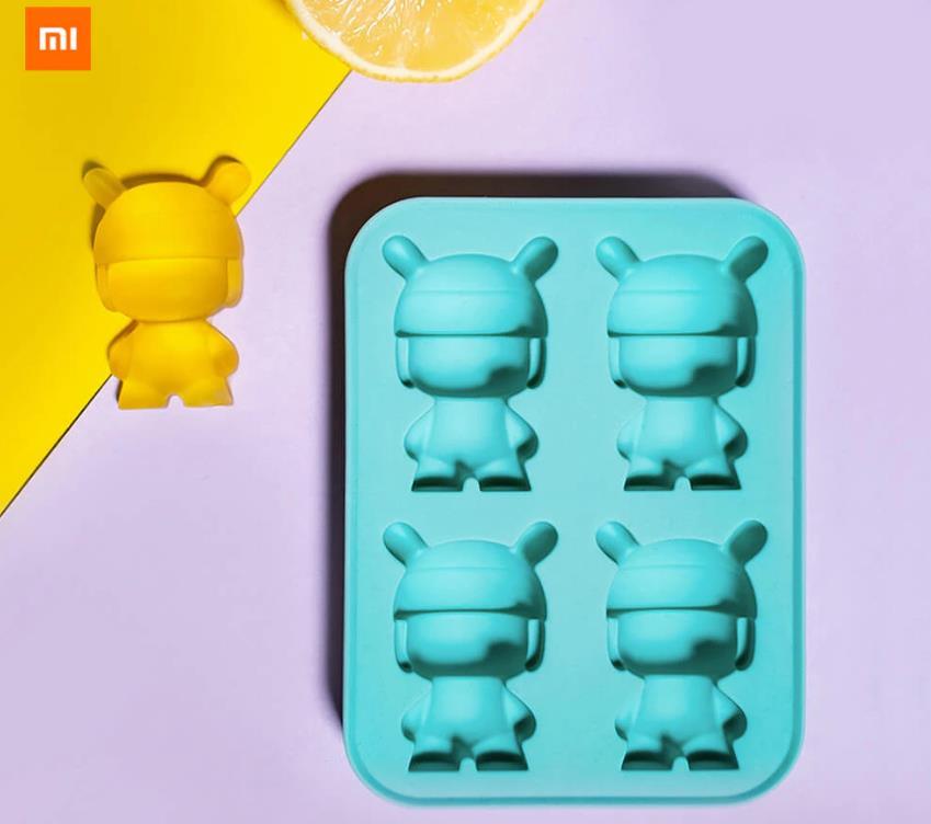 Molde para hielo con forma de Xiaomi Mi Rabbit