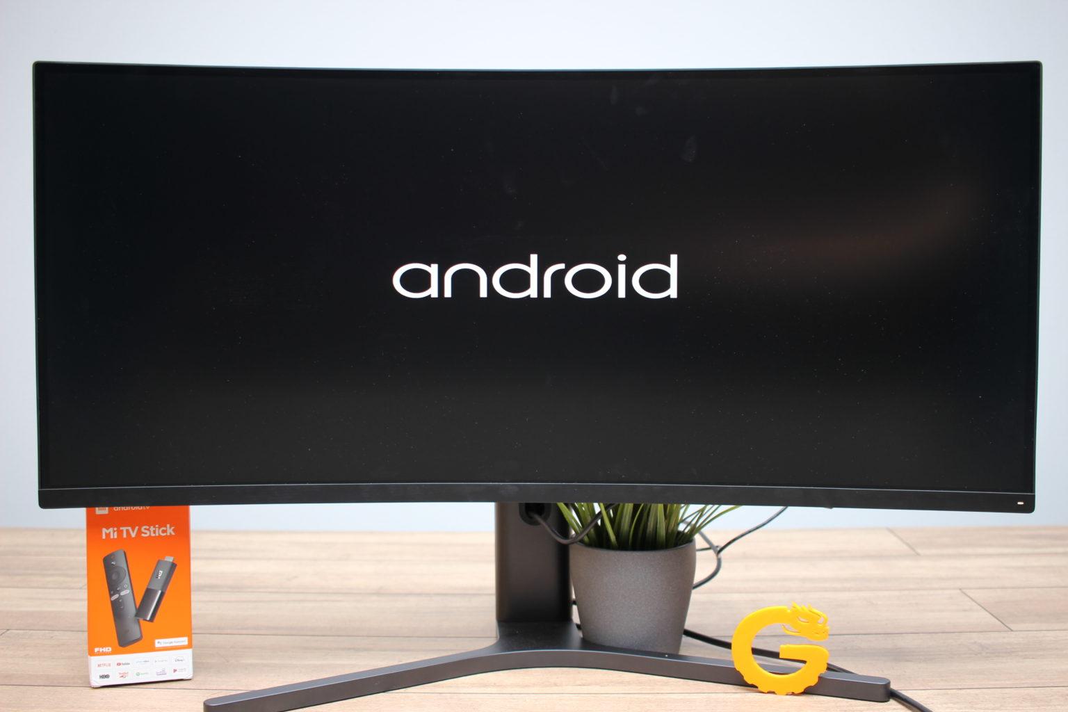 Televisión con el Xiaomi Mi TV Stick y Android TV