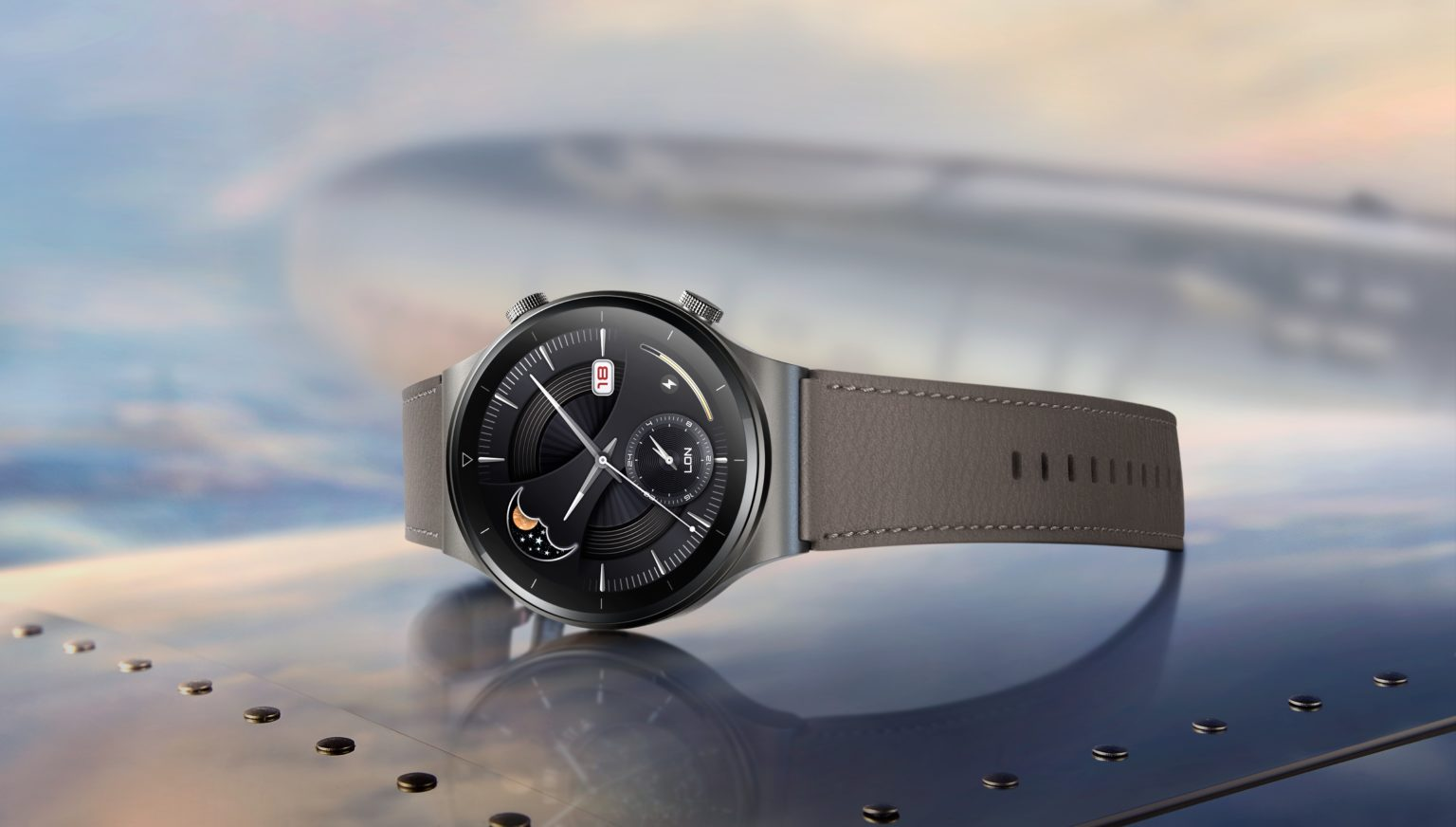 Reloj inteligente Huawei Watch GT 2 Pro