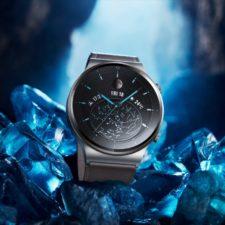 Diseño del reloj inteligente Huawei Watch GT 2 Pro