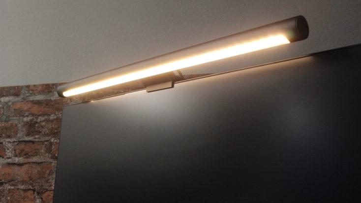 Luz cálida de la lámpara para monitor de Xiaomi