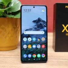 Poco X3 NFC y su caja