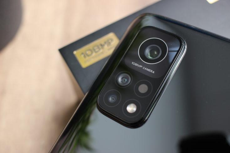 Cámara del Xiaomi Mi 10T Pro