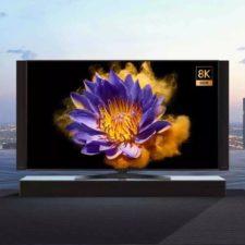 Televisión Xiaomi Mi TV Lux Pro 8K