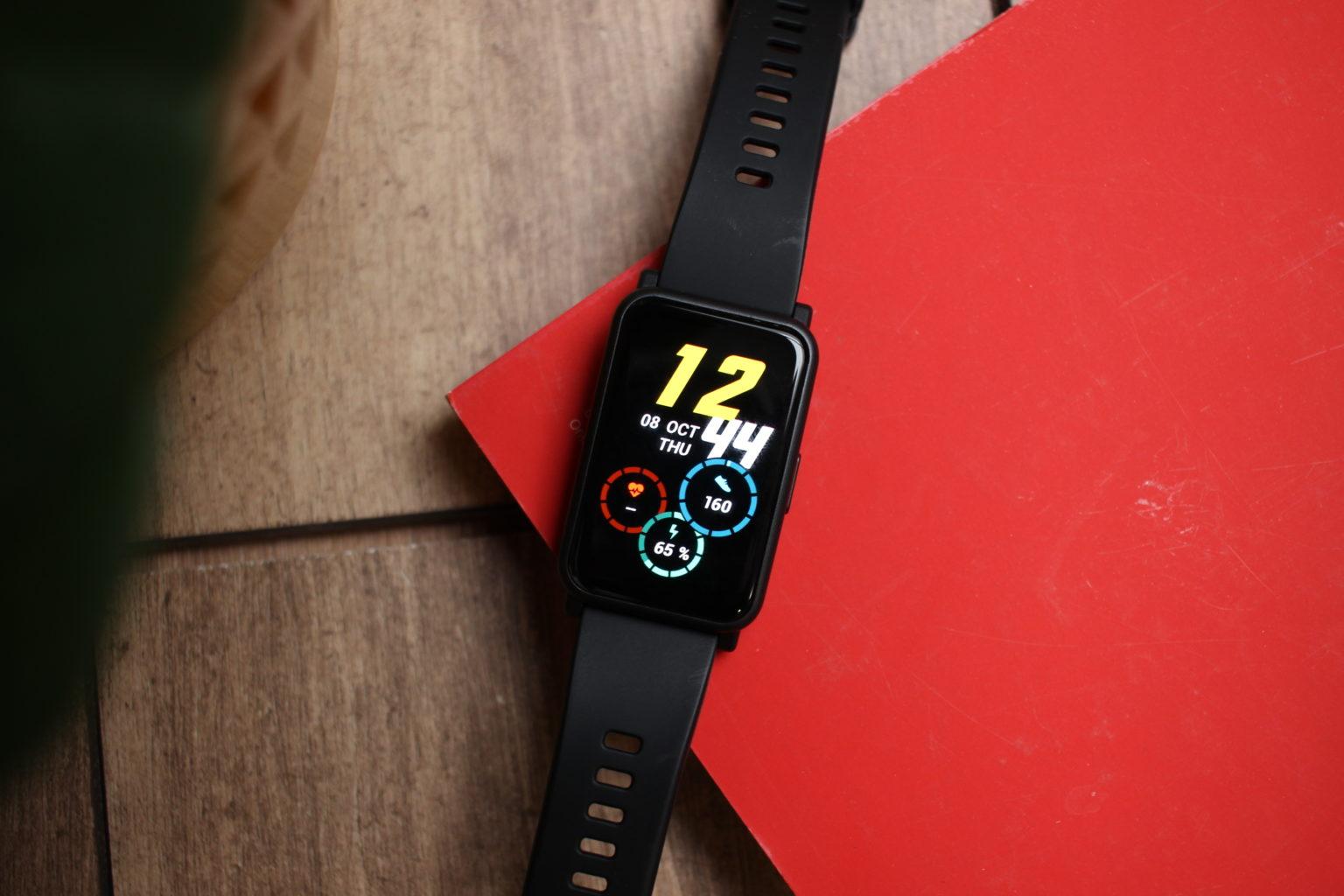 Diseño del Smartwatch Honor Watch ES