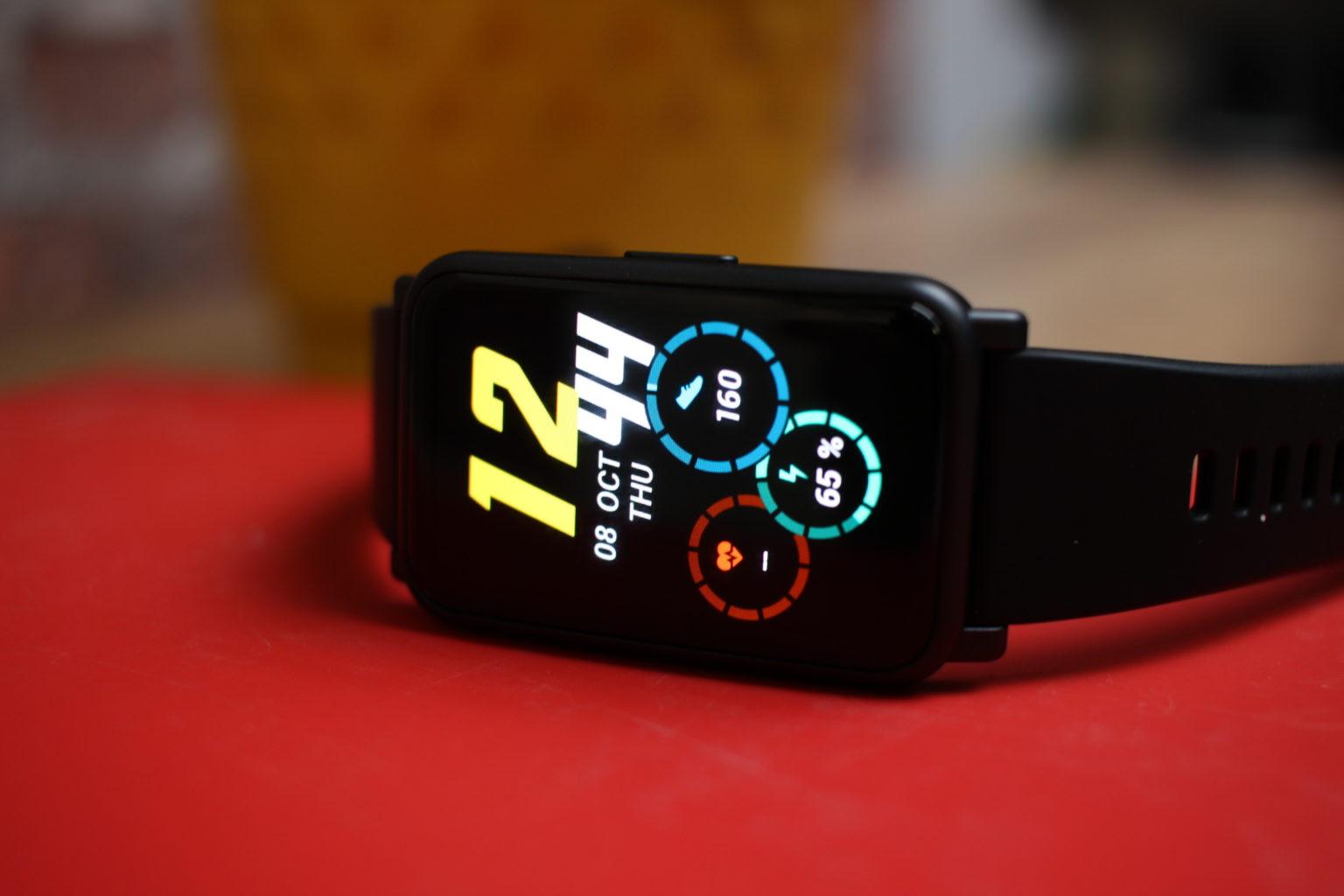 Pantalla del Smartwatch Honor Watch ES