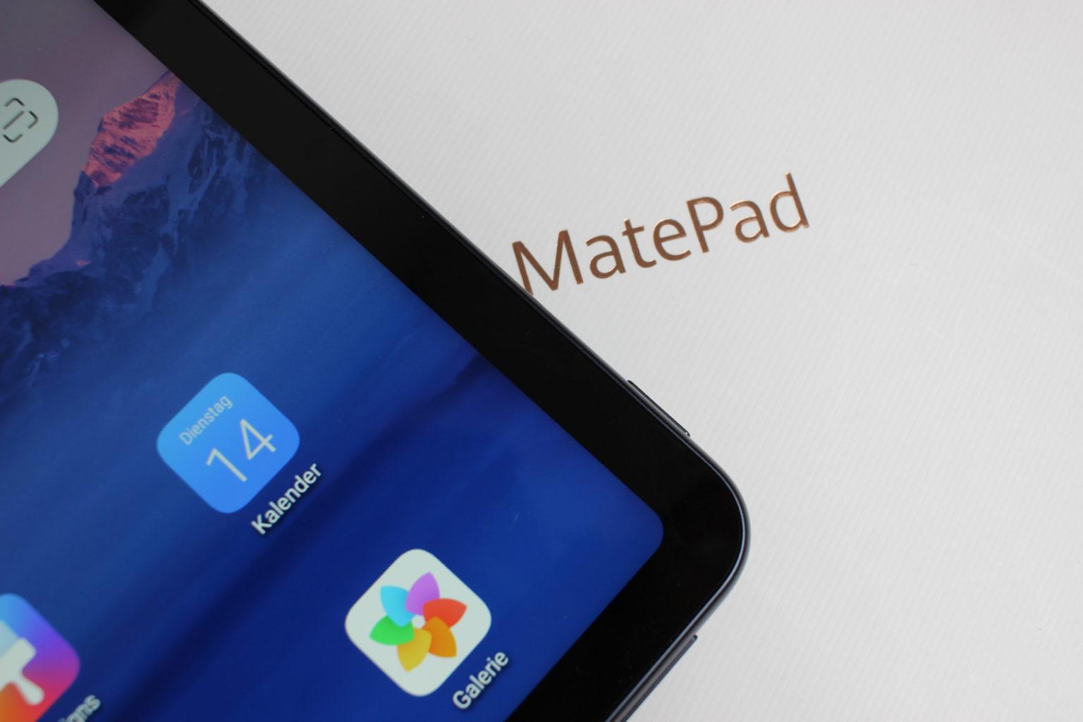 Marcos de la Tablet Huawei Matepad