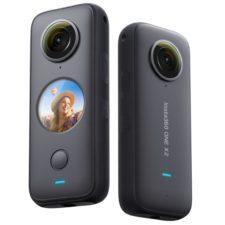 Diseño de la cámara de acción Insta360 One X2
