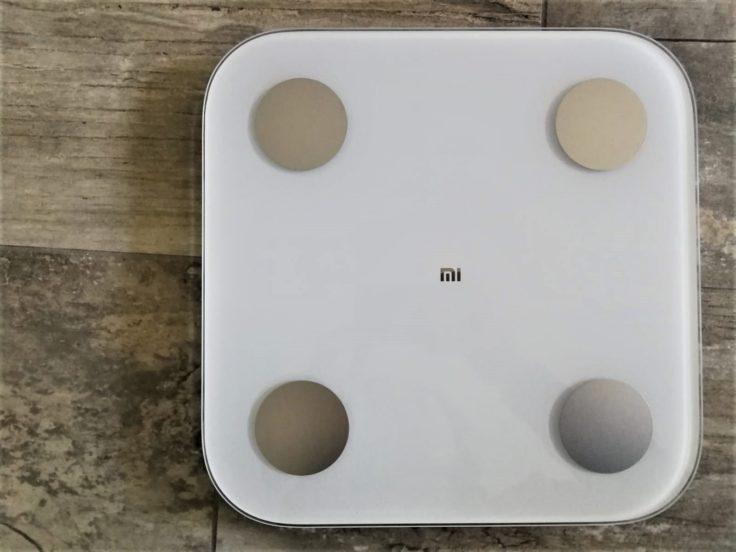 Diseño de la báscula Xiaomi Mi Body Fat Scale 2/ Mi Body Composition Scale 2