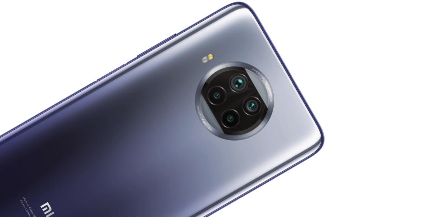 Cámara trasera del Xiaomi Mi 10T Lite
