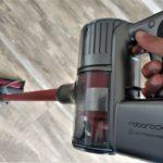 Diseño de la aspiradora inalámbrica Roborock H6