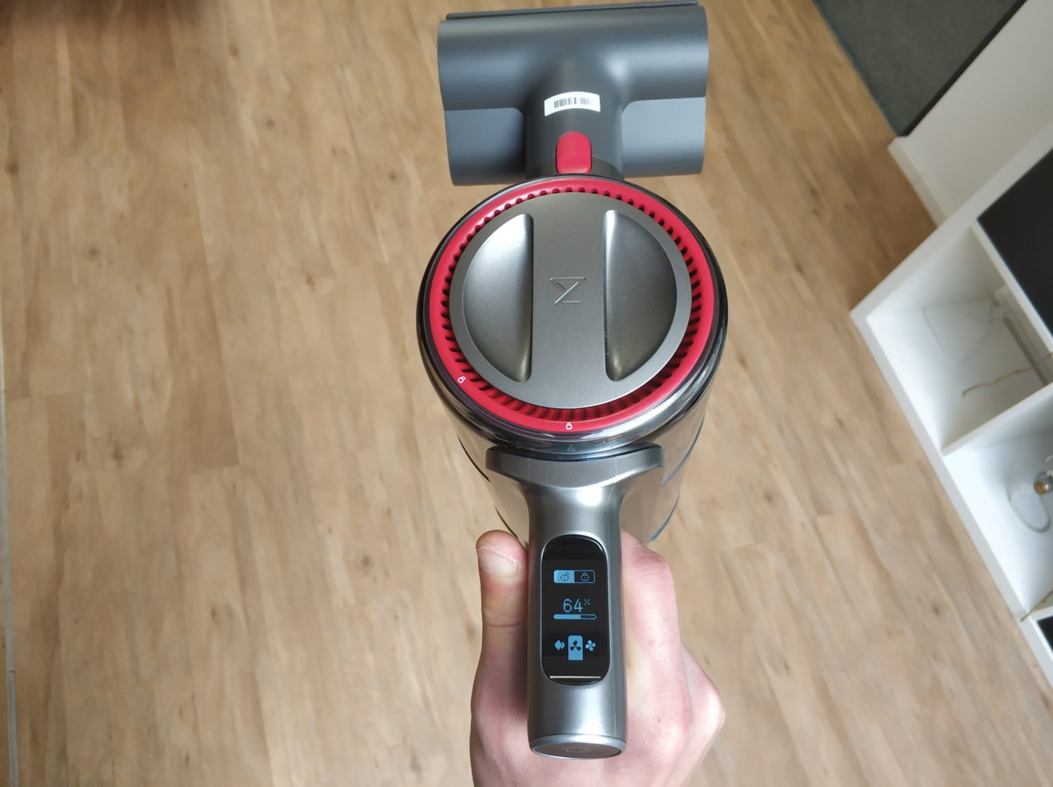 aspiradora inalámbrica Roborock H6 como aspiradora de mano