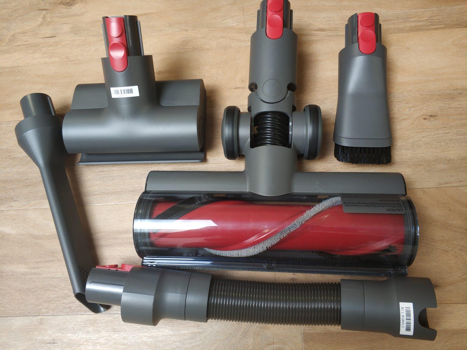 Accesorios de limpieza de la aspiradora inalámbrica Roborock H6