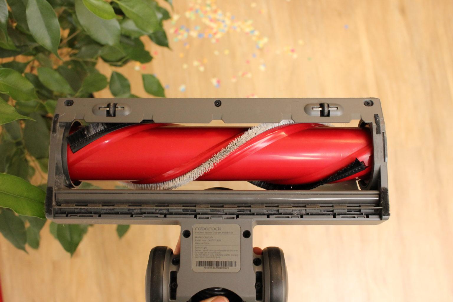 Rodillo de la aspiradora inalámbrica Roborock H6