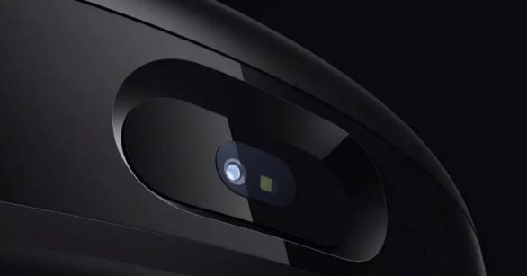 Cámara y sensor en el robot aspirador Xiaomi Mijia 1T