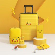 Colección de gadgets de la edición especial Pikachu de Xiaomi