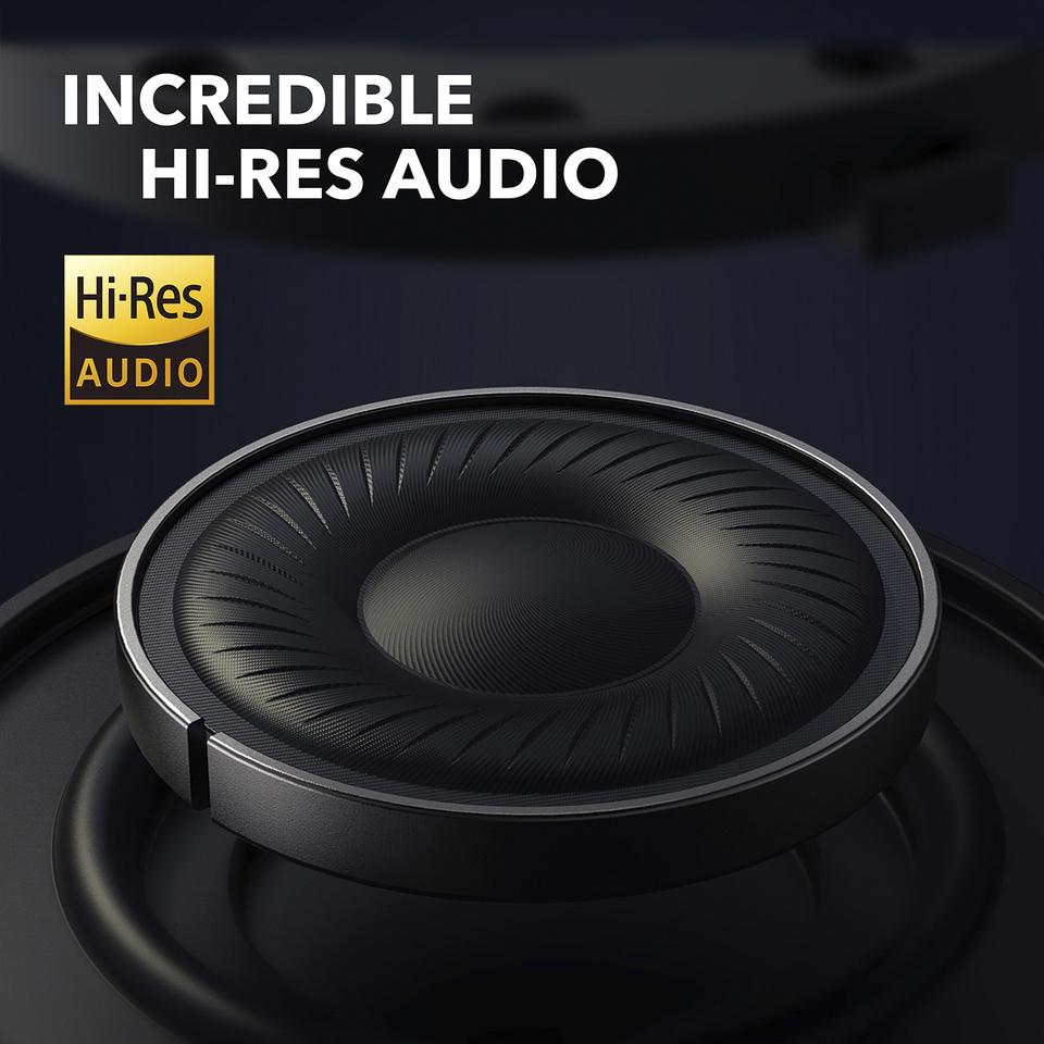 Coductor, driver de los auriculares bluetooth over-ear Soundcore Life Q30