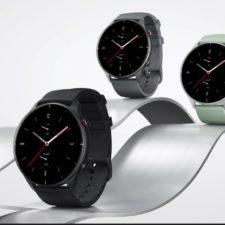 Smartwatch Amazfit GTR 2e en diferentes colores