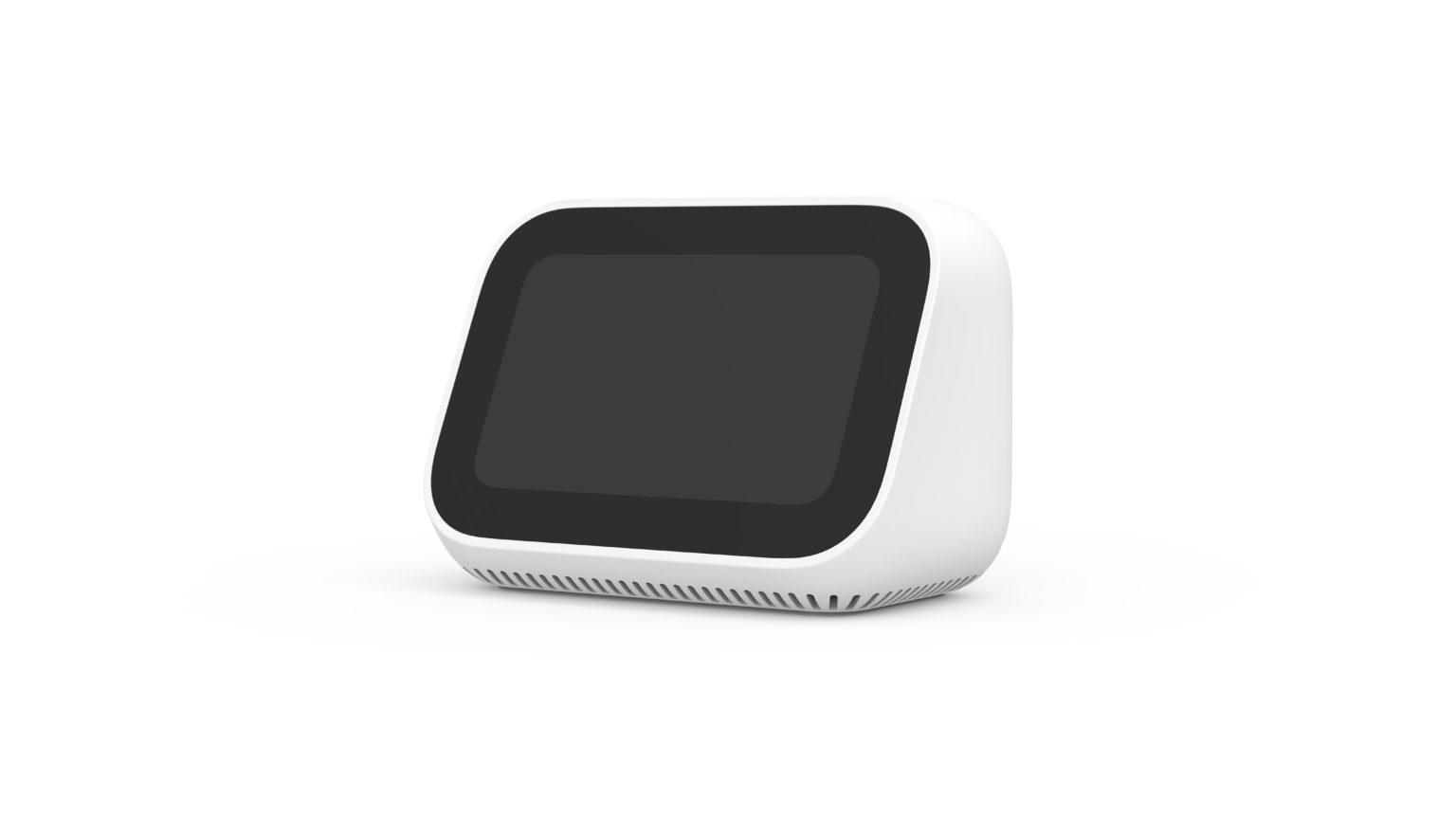 Diseño del reloj despertador Inteligente Xiaomi Mi Smart Clock